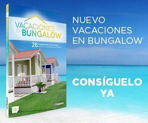 Vacaciones en bungalow 300x250