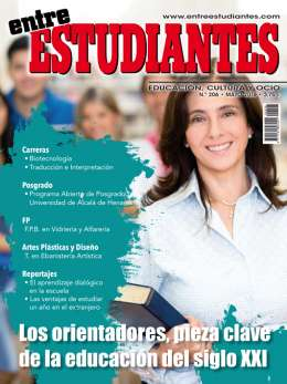 Entre Estudiantes - Número 206
