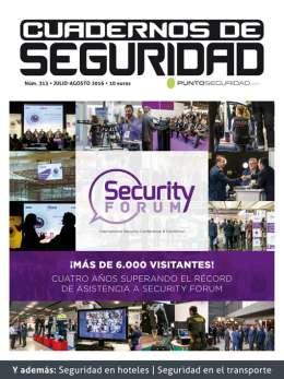 Cuadernos de Seguridad - Número 313