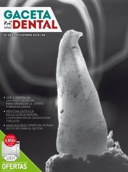 Gaceta Dental - Número 263