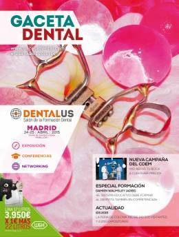 Gaceta Dental - Número 268