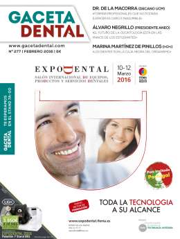 Gaceta Dental - Número 277