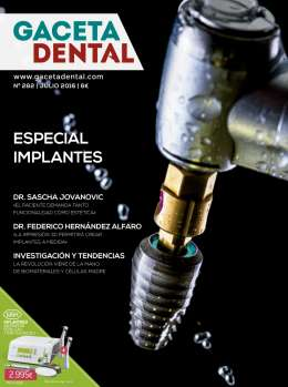 Gaceta Dental - Número 282