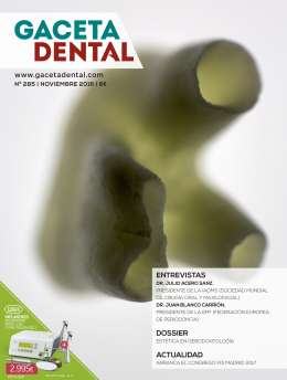 Gaceta Dental - Número 285